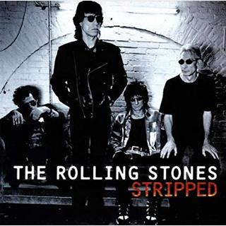 THE ROLLING STONES (ローリング・ストーンズ) STRIPPED (輸入盤)