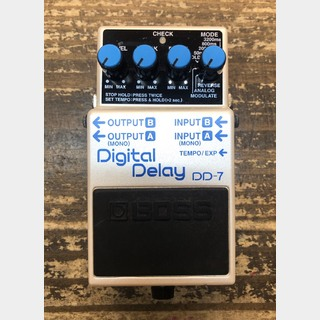 BOSS DD-7 / Digital Delay 【宮崎店】