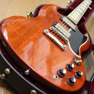 Gibson Custom Shop Historic Collection SG Standard Reissue  FADED CHERRY VOS 2014年製です。