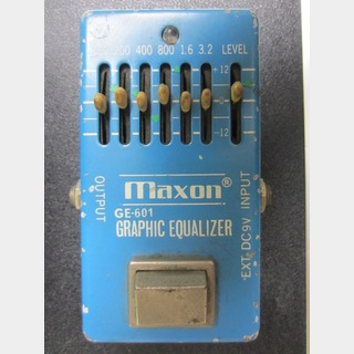 Maxon GE-601 GRAPHIC EQUALIZER