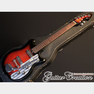 Teisco MJ-2L 1966年製【RED SUNBURST】2.9kg