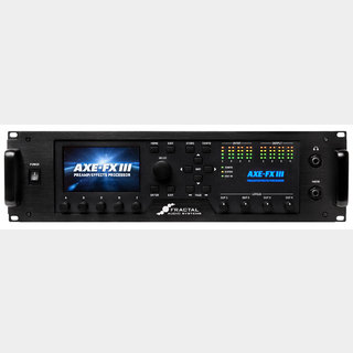 FRACTAL AUDIO SYSTEMS Axe-Fx III【即納可能!】