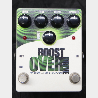 Tech 21 Boost OverDrive【USED】