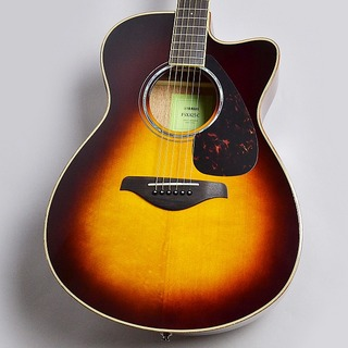 YAMAHA FSX825C BS(Brown Sunburst)