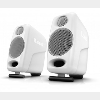 IK Multimedia iLoud Micro Monitor  Special Edition (ホワイト限定カラー) モニタースピーカー Bluetooth対応