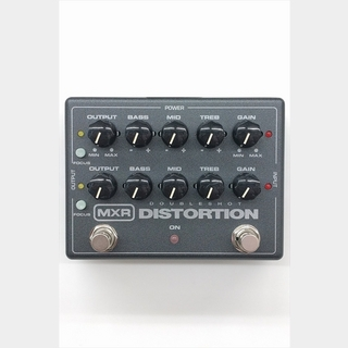 MXR M151R DOUBLESHOT DISTORTION