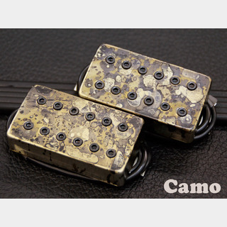 Bare Knuckle PickupsAftermath Set / Camo with Blck Bolt