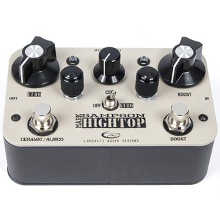 Rockett Pedals Mark Sampson Hightop