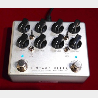 Darkglass Electronics Vintage Ultra V2 with Aux In 【人気ベースプリアンプ】