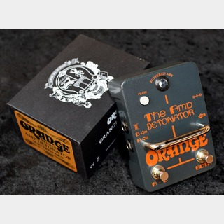 ORANGE Amp Detonator Buffered AB-Y switcher pedal 【送料無料】【即納可能】【バッファー搭載】