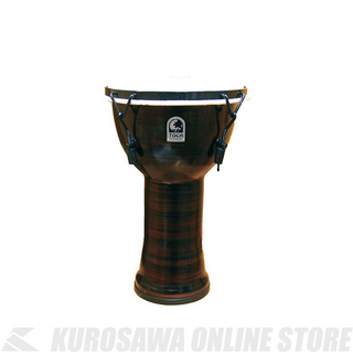 "TOCAFreestyle II Djembe 9"" - Spun Copper - Synthetic Head[TF2DM-9SC]《ジャンベ》【送料無料】"