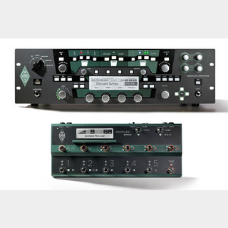 Kemper Profiler Power Rack + Profiler Remote -オリジナルRIG入りUSBプレゼント-【新宿店】