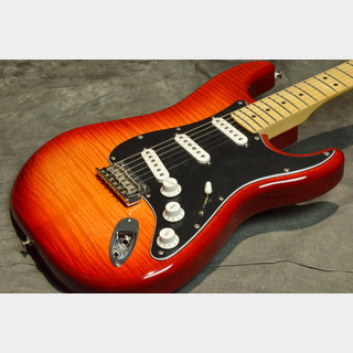 Fender Player Series Stratocaster Plus Top Aged Cherry Burst Maple Fingerborad フェンダー 【横浜店】