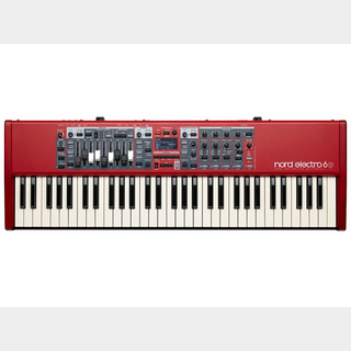 CLAVIA Nord Electro 6D 61◆1台限り!【期間限定セール!4月12日18時マデ!】