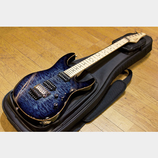 "Suhr(正規輸入品) Modern J-Select ""Trans Whale Blue Burst"""