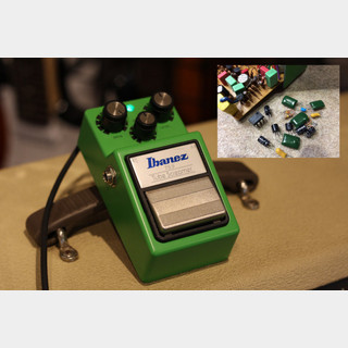 sound spirits Ibanez TS-9 modify Raytheon