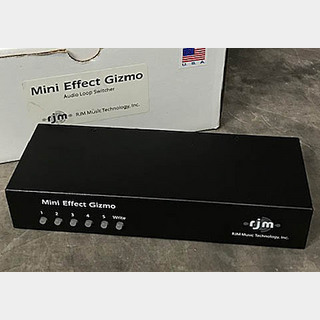 rjm Mini Effect Gizmo Audio Loop Switcher S/N MEG11029【新宿店】