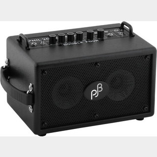 Phil Jones Bass Double Four BG-75 [Multi Purpose Micro Bass Combo Amp] (BLACK)