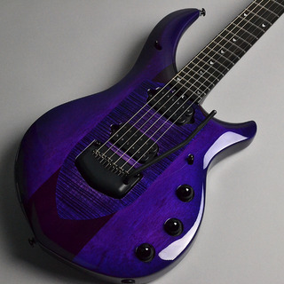 MUSIC MAN MAJESTY Monarchy 6 A7 Majestic Purple