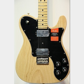 Fender American Professional Telecaster Deluxe Maple / Natural★新宿SPセール!4日まで★