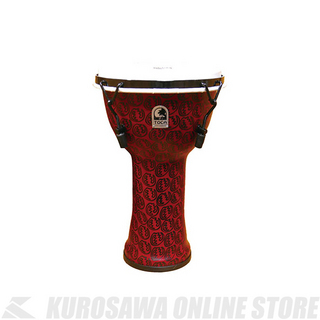 "TOCA Freestyle II Djembe 9"" - Red Mask - Synthetic Head[TF2DM-9RM]《ジャンベ》【送料無料】"