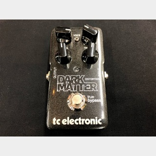 tc electronicDARK MATTER Distortion