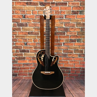Ovation Elite Standard 6778-5 Black 【中古品】【1998年製】