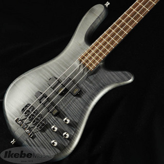 "Warwick German Team Built Streamer Stage I 4st ""Flame Maple Body"" (Nirvana Black Transparent Satin) 【特価】"