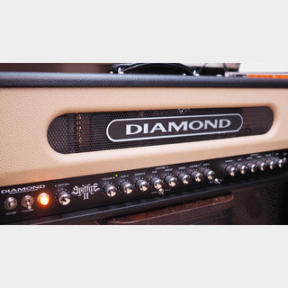 Diamond Amplification SpitfireII Head