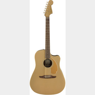 fender acoustic Redondo Player Walnut Fingerboard Bronze Satin  【WEBSHOP】