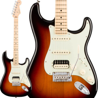 Fender USAAmerican Professional Stratocaster HSS Shawbucker (3-Color Sunburst/M) 【特価】 【2月22日入荷予定】