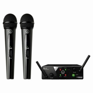 AKG WMS40 PRO MINI2 VOCAL SET DUAL【送料無料】