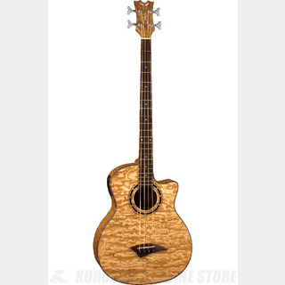 DEAN EXOTICA QUILT ASH BASS With APHEX (GN) [EQABA GN]
