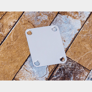 the AUTHENTIC KEY'STONE Vintage Replica Steel Neck Plate【当社オリジナルネック・プレート!】