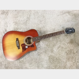 EpiphoneMasterbilt DR-400MCE Faded Cherry 【台数限定特価】【エレアコ】
