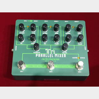 "Electro-Harmonix Tri Parallel Mixer ""Effects Loop Mixer/Switcher"" 【機能的パラレルミキサー・スイッチャー】"
