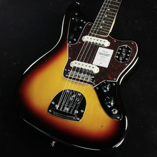 FenderMade in Japan Traditional 60s Jaguar Rosewood Fingerboard 3-Color Sunburst【名古屋栄店】