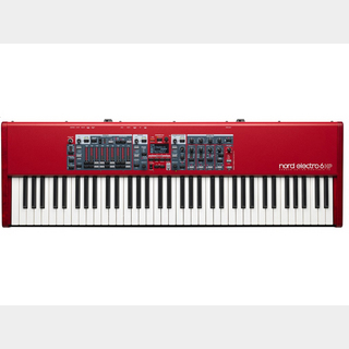 CLAVIA Nord Electro 6 HP 73【1台限りの展示特価品!】【ローン分割手数料0%(24回迄)】