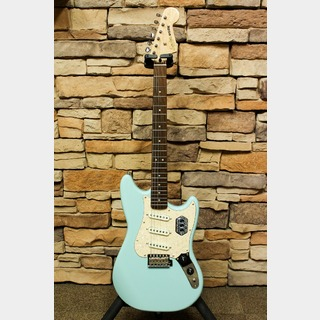 Squier by Fender Paranormal Cyclone Daphne Blue