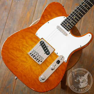 Fender Custom Shop Custom Deluxe Telecaster Honey Burst