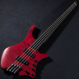 strandberg Boden Bass Prog 4 Strings (Red)