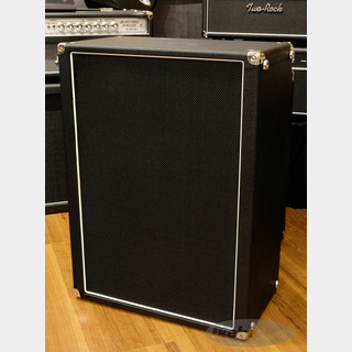 String Driver Hand Made 2x12 Cabinet Birch Oval Back Black Tolex [Eminence JS-1250 SP 4Ω]【Josh Smith氏使用機】