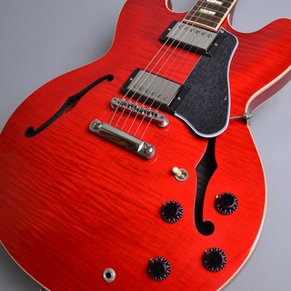 Gibson ES-335 Figured 2016 Cherry S/N:12396700 セミアコギター ES335 【未展示品】
