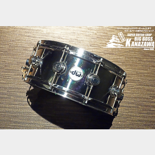 "dw Stainless Steel Shell   14""×51/2""【状態良好品!】"