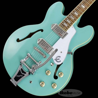 Epiphone Limited Edition Casino w/Bigsby (Turquoise)