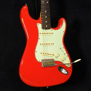 Fender Custom Shop 1960 Stratocaster Relic Faded Fiesta Red '2011 【名古屋栄店】