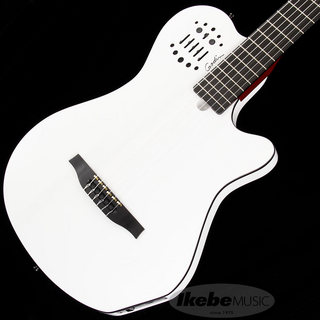 Godin ACS Grand Concert SA(Synth-Acces) White FACTORY OUTLET![SN.20475134]極上品!