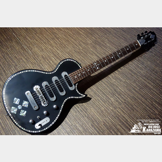 Zemaitis A22SU 3S BLACK PEARL DIAMOND【希少! 生産完了品!】