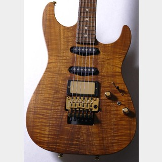 TOM ANDERSON【動画有り】【希少コア材使用】Drop Top Satin Natural with Binding【3.42kg】