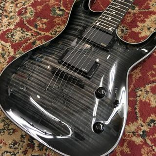 DEAN CUSTOM 450 Flame Maple 【TRANS BLACK】